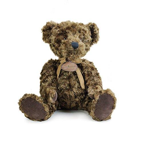 Russ Berrie - Thomas Kinkade Collectible Teddy Bear - Authentic Plush Stuffed Bear - Thomas ()