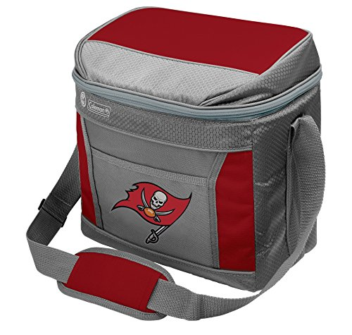 - Rawlings NFL Soft-Sided Insulated Cooler Bag, 16-Can Capacity with Ice