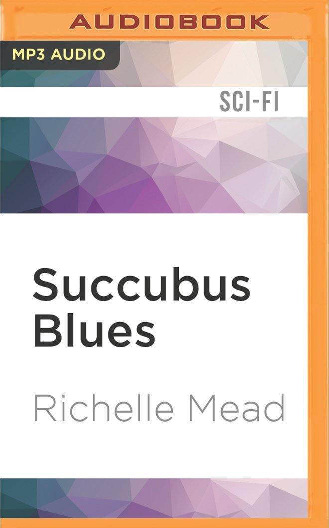 Succubus Blues (Georgina Kincaid) pdf