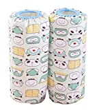 Gentle Meow Cute Children's Cotton Long Waterproof Sleeves, Multiple Cartoon Animal Heads