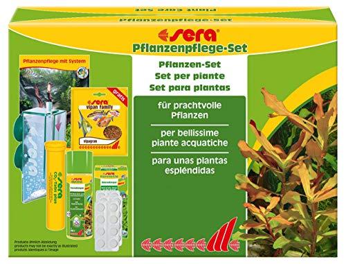 Sera Plant Care Set Aquarium Treatments