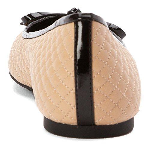 Michael Kors Michael Melody Ballet Flat Nude