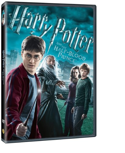 Harry Potter and the Half-Blood Prince (Widescreen Edition) - Harry Potter Movie Dvd