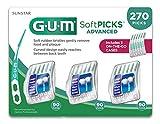 GUM Soft-Picks Advanced Dental Picks (Pack of 270)