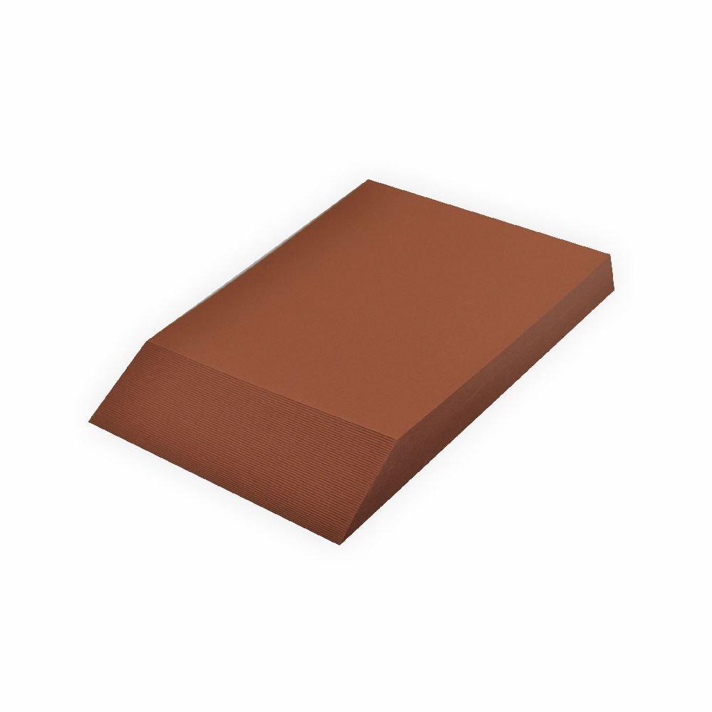 Creleo Ton carta 130G, A4, 100fogli, marrone cioccolato Trendstyle Retail 4250827908508