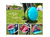 Smart One Touch Sunshade 2 Person Tent(Pink-Blue)