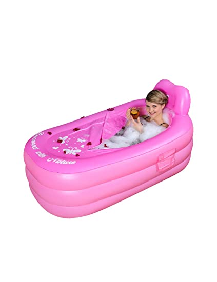 Portable Bathtub Shower Japanese Soaking Psa Tub Inflatable