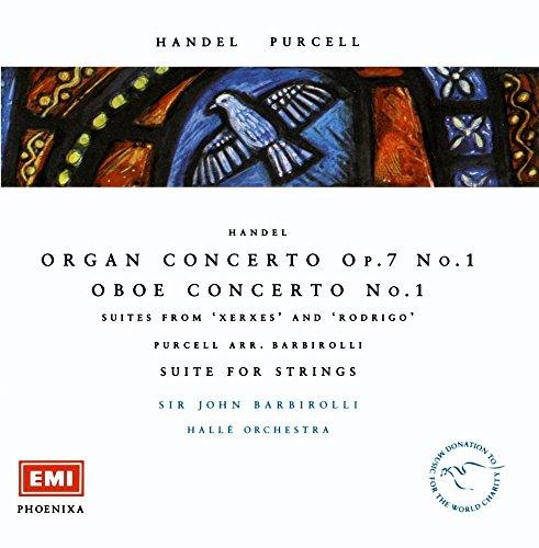 Phoenixa Series- Handel: Organ Concerto, etc; Purcell (Phoenixa Series)
