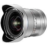 Venus Laowa 12mm f/2.8 Zero-D Ultra-Wide Angle Lens Canon EF Cameras - Silver