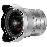 Venus Laowa 12mm f/2.8 Zero-D Ultra-Wide Angle Lens for Canon EF Cameras - Silver
