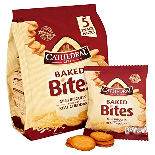 Cathedral City Baked Bites 22g x - 5 per pack (Cathedral City)