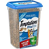 Temptations MixUps Cat Treats SURFER'S DELIGHT Flavor, 16 oz. Tub