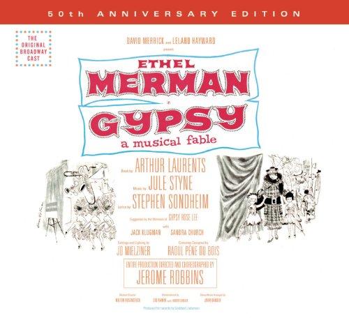 - Gypsy: Gypsy: Gypsy: Let Me Entertain You