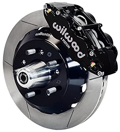 Amazon com: NEW WILWOOD FRONT DISC BRAKE KIT FOR 58-70 IMPALA WITH