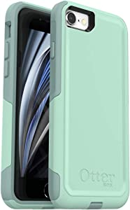 OtterBox COMMUTER SERIES Case for iPhone 8/7 (NOT PLUS) - Frustration Free Packaging - OCEAN WAY (AQUA SAIL/AQUIFER)