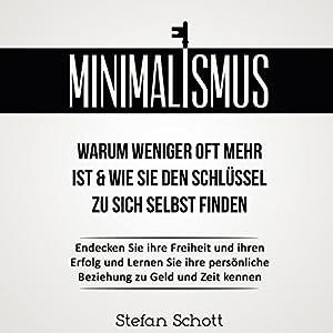 Minimalismus Hörbuch