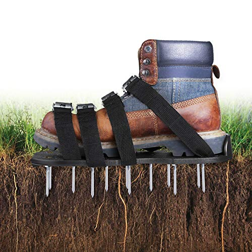TACKLIFE Lawn Aerator Shoes - GAS1A