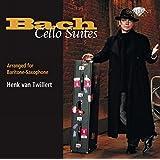 バッハ:バリトンサックスによる無伴奏チェロ組曲 (Bach: Cello Suites)