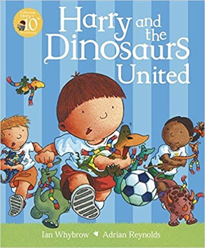 Book Harry and His Bucket Full of Dino Harry and Dinosaurs United (Harry and the Dinosaurs) by Ian Whybrow (2010-03-02)