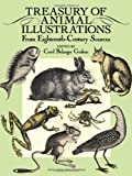 Treasury of Animal Illustrations: From Eighteenth-Century Sources (Dover Pictorial Archives)