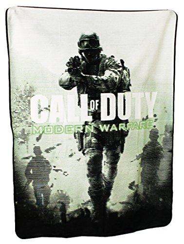 "Price comparison product image Call of Duty Fleece 45""x60"" Fleece Throw Blanket"