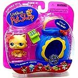 Littlest Pet Shop Orange Cat # 453