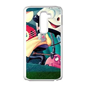 Brave Little Toaster LG G2 Cell Phone Case White X8T8FB