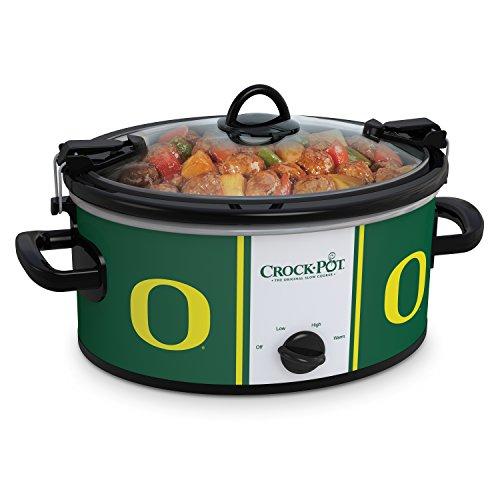 Crock-Pot Oregon Ducks Collegiate 6-Quart Cook & Carry Slow Cooker