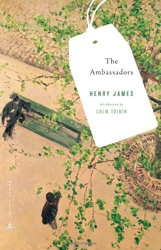 By Henry James The Ambassadors (Modern Library Classics) (Reprint) [Paperback] pdf