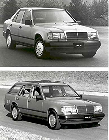 Amazon com: 1988 Mercedes Benz 300E 300TE Factory Photo