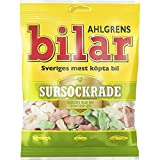 Ahlgrens Bilar Sursockrade - Sour Soft Chewy