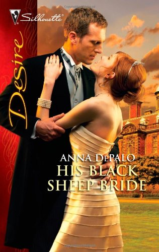 book cover of His Black Sheep Bride