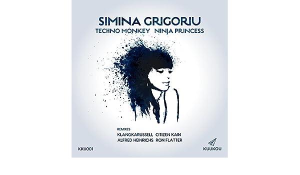 Techno Monkey / Ninja Princess de Simina Grigoriu en Amazon ...