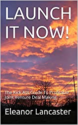 LAUNCH IT NOW!: The Kick Ass Guide To Profitable Joint Venture Deal Making