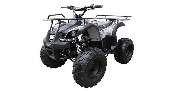 Amazon.com: Coolster 125 cc, totalmente automática (Tamaño ...