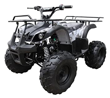 Amazon tao tao model tforce 110cc fully automatic mid tao tao model tforce 110cc fully automatic mid youth size atv with reverse and large sciox Images