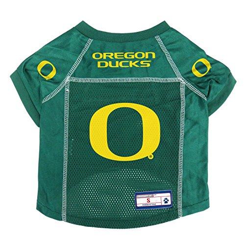 NCAA Oregon Ducks Pet Jersey, Small
