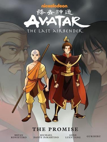 Avatar: The Last Airbender: The Promise