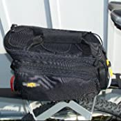 Amazon Com Topeak Mtx Trunk Bag Exp With Side Panniers