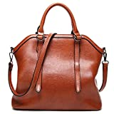ALARION Women Designer Shoulder Top Handle Handbags Tote Bag Ladies Purses