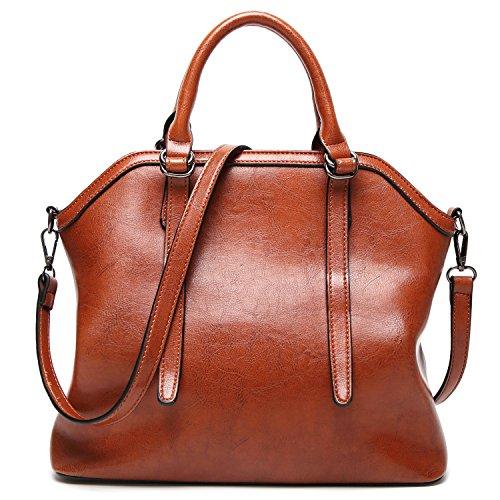 Price comparison product image ALARION Women Designer Shoulder Top Handle Handbags Tote Bag Ladies Purses