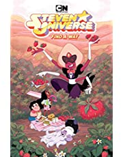 STEVEN UNIVERSE ONGOING 05 FIND A WAY