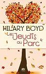 Les jeudis au parc par Boyd
