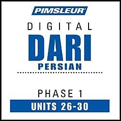 Dari Persian Phase 1, Unit 26-30