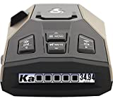 Cobra RAD 450 Laser Radar Detector: Long Range, False Alert...
