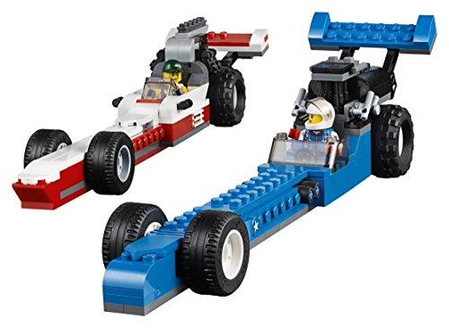 LEGO Truck Dello Stuntman Costruzioni Piccole Gioco Bambino Bambina Giocattolo 109 4 spesavip