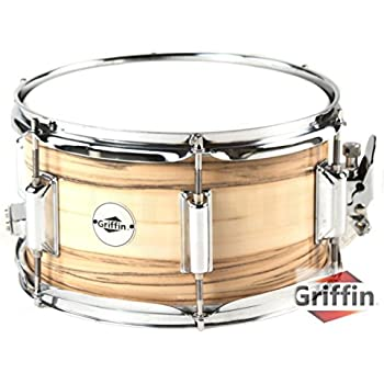 pearl fcs1050 firecracker snare 10 inchx5 inch steel musical instruments. Black Bedroom Furniture Sets. Home Design Ideas