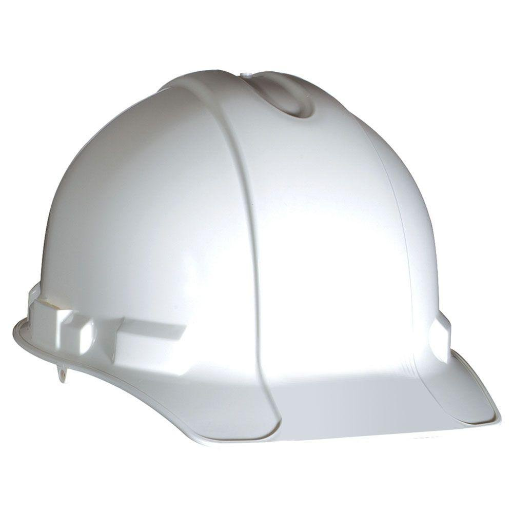 3M Non-Vented Hard Hat with Pinlock Adjustment - White - CHH-P-W12: Amazon.com: Industrial & Scientific