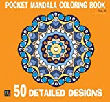 img - for Pocket Mandalas Coloring Book: 50 Detailed Designs (Volume 2) book / textbook / text book