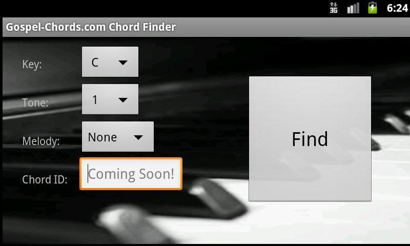 Amazon Gospel Chords Chord Finder Appstore For Android